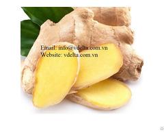 High Quality Ginger Vdelta
