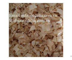 High Quality Wood Shavings Vdelta