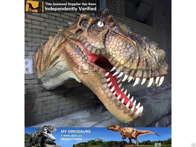 My Dino Animatronic Dinosaur Head Decoration
