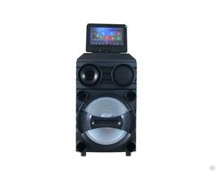 Trolley Wireless Bluetooth Speaker With Fm Bt Sd Usb