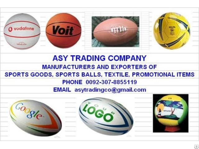 Footballs Beach Volley Rugby Fustal Sports Goods