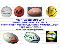Footballs Beach Volley Rugby Fustal Sports Goods