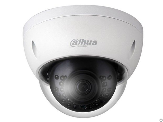 4mp Hd Wdr Network Vandal Proof Ir Mini Dome Camera