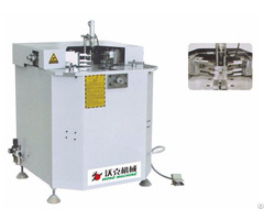 Pneumatic Corner Combing And Crimping Machine
