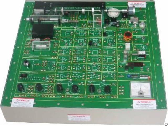 Transducer Instrumentation Trainer