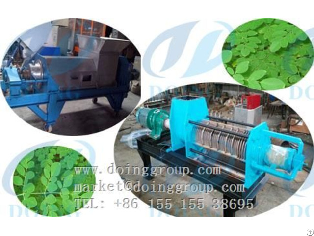 Vegetable Dewatering Machine