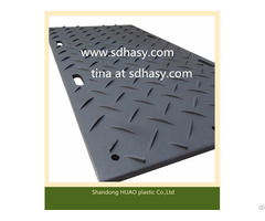 Hot Sales Construction Uhmwpe Ground Mat