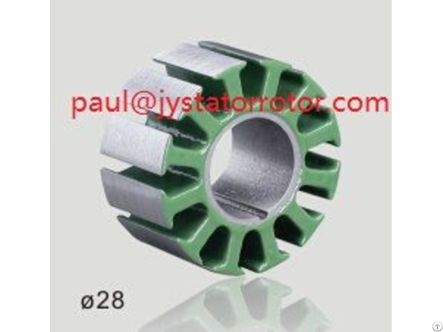 Bldc Brushless Dc Motor Stator And Rotor Core Stampings Laminations Stacking