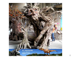 My Dino Simulation Plant For Amusement Park Outdoor Parks Animatronic Talking Tree