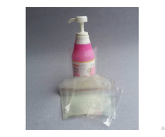 Pof Shrink Sleeve Label For Lotion Bottle