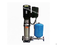 Centrifugal Pumps Automatic Water Supply Equipment