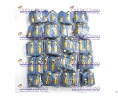 Military Uniform Gorget Collar Patch Supplier