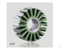 Bldc Brushless Dc Motor Stator Rotor Stamping With 20jneh1200 And Epoxy Insulation Coating
