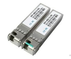 10gbps Sfp Bidi Optical Transceiver