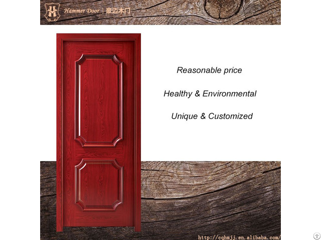 Hammer Caved Composite Baking Varnish Door Manufacturer