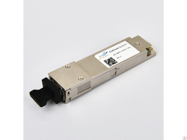 40g Cwdm Sm 10km Qsfp Optical Transceiver