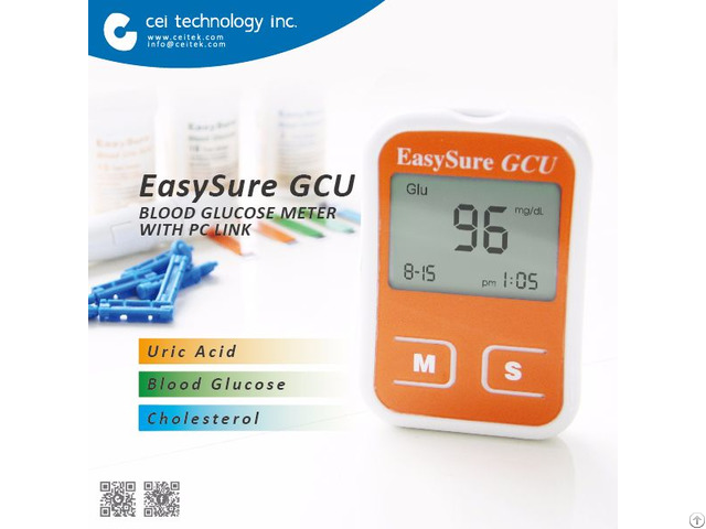 Diabetic Diagnosis G C U Blood Glucose Meter