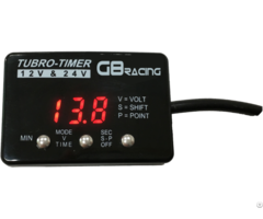 Turbo Timer With Multifunctions Suit For 12 24v Cars