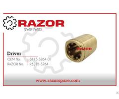 Driver 3115 3264 01 Razor Spare Parts