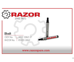 Shaft 3222 3062 27 Razor Spare Parts