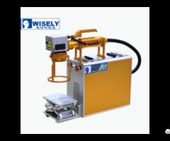 Machine De Marquage Laser à Fibre Portative