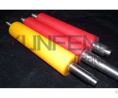What Are The Characteristics Of Polyurethane Rubber Rollers When Used?