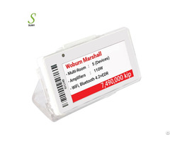 Supermarket E Ink Electronic Price Label With Epaper Eink Display