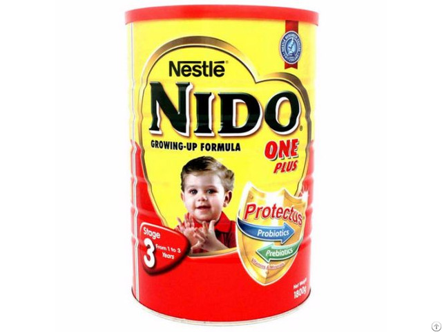 Red Cap Nido Milk Powder From Holland