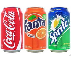 Coca Cola Carbonated Soft Drinks