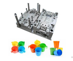 Plastic Cup Mould Injection Tooling Mold