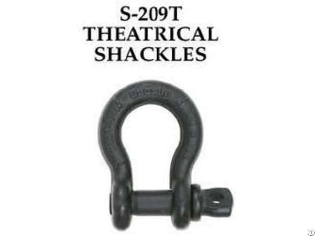 Crosby S 209 T Theatrical Shackles