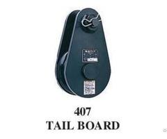 Mckissick 407 Tail Board Snatch Blocks