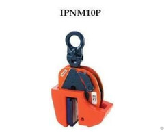 Ipn M 10 P Vertical Lifting Clamps