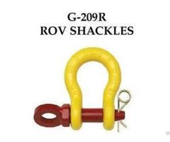 Crosby G 209 R Rov Shackles