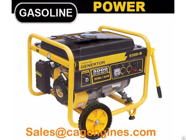 4kw Gasoline Portable Generator