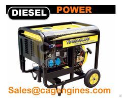 4kw Diesel Portable Generator