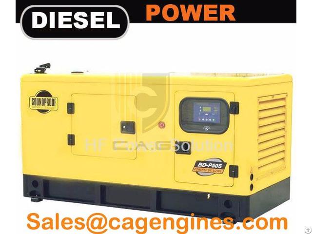 Powered By Cummins Diesel Engine Standby Generator