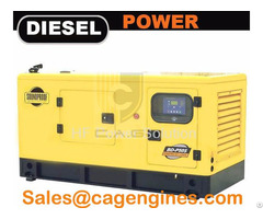 Powered By Cummins Diesel Engine Standby Generator
