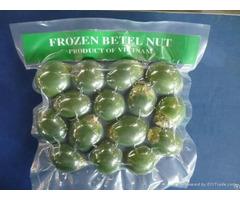 Frozen Betelnut