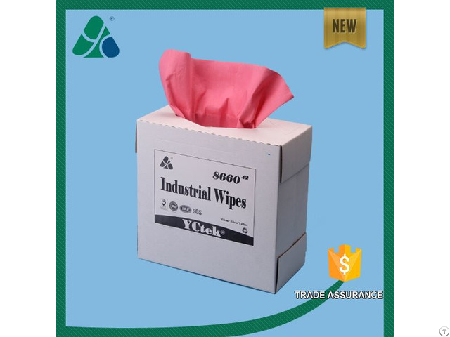 X60 Disposable Lint Free Cleaning Cloth