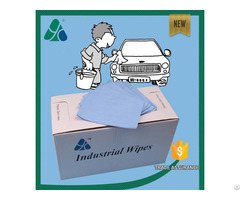 Nonwoven Cleaning Wipes Car Polishing Cloth
