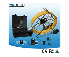 100m Waterproof Camera System For Industrial Pipeline Detector