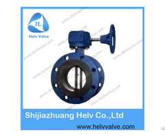 Flange Type Butterfly Valve Pn25