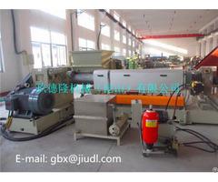 M55l Jdl120 Single Screw Granulator