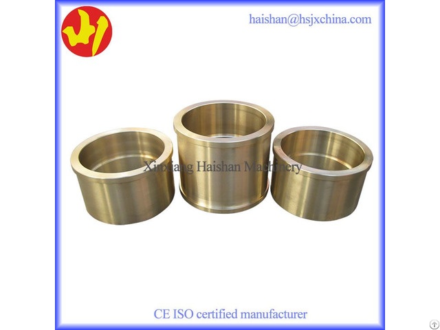 Hot Selling China Customized Professional Bronze Bushing