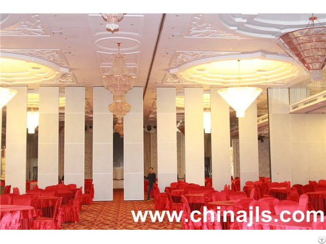 Cheap Price Acousitc Movable Partition Wall Customized