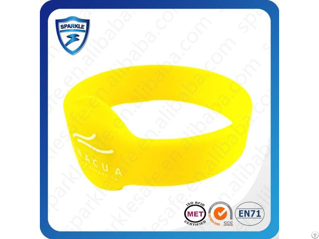 Cheap Silicone Rfid Wristband