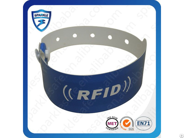 T Yvek Paper Rfid Wristband