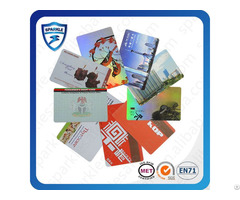 Low Cost Colorful Printing Rfid Card