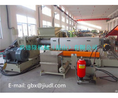 M55l Jdl120 Single Screw Granulator
